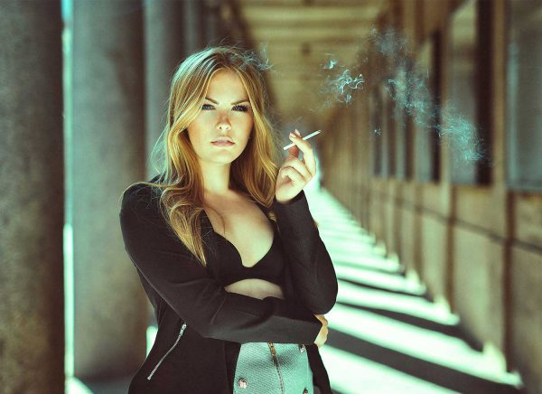 Effects of smoking on cosmetic surgery