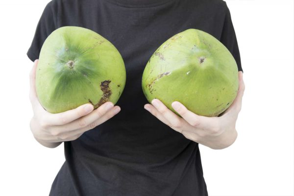 Get rid of the small breasts complex with silicone implants