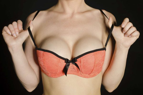 Mammograms after breast implants